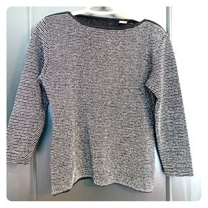 Sweaters - Sparkle striped sweater, excellent condition